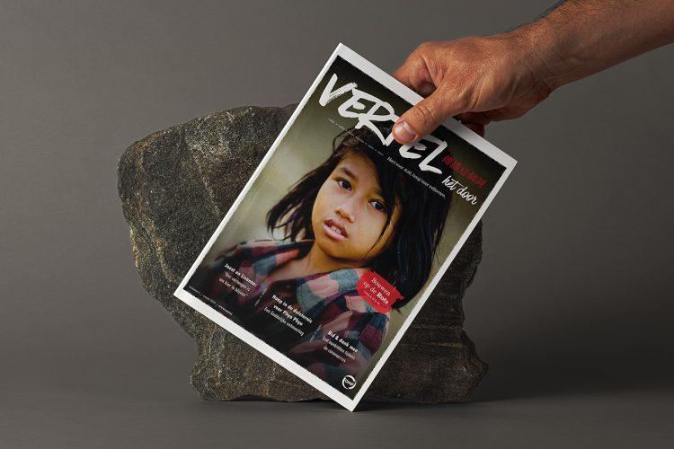 Nieuw magazine 'Vertel het door!' voor OMF