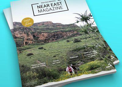 Nieuw magazine 'Leven met Jezus'