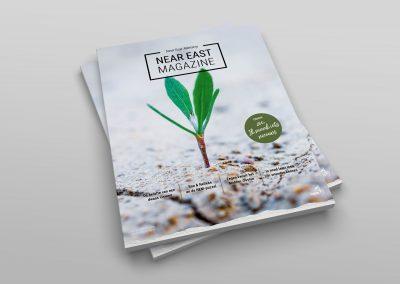 Magazine met het thema 'Zie, Ik maak iets nieuws'
