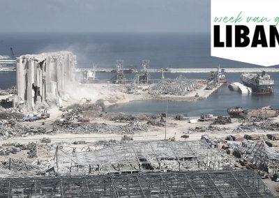 Gebedsactie voor Libanon